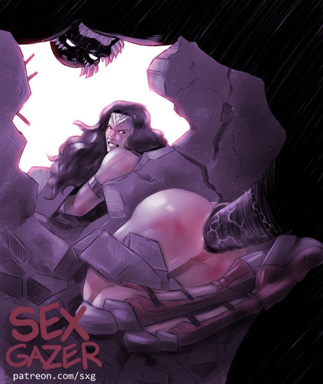 Rematch Wonder Woman Doomsday