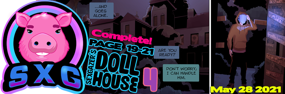 Doll House 4~ The Wet Nurse Complete